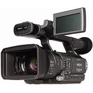 CAMÉSCOPE NUMÉRIQUE Sony HDR FX1E