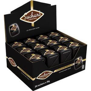 CAFÉ Suchard - Rocher Suchard Noir