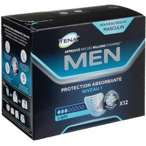 FUITES URINAIRES Serviettes hygiéniques pour fuites urinaires homme