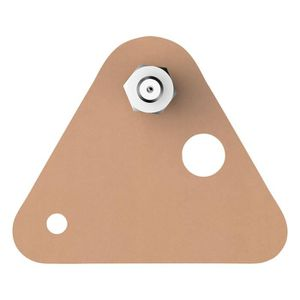 VIS - CACHE-VIS TESA Vis adhésives triangulaires - Pour brique & p