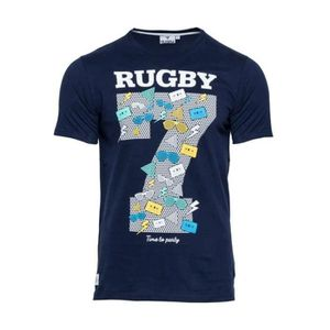 T-SHIRT RUGBY DIVISION T-shirt Party Homme RGB
