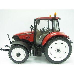 VOITURE - CAMION Tracteur Case IH Farmall 115U roues étroites - Uni