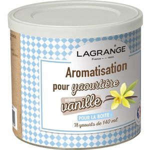 YAOURTIÈRE - FROMAGÈRE LAGRANGE Aromatisation Vanille pour yaourts - 3803
