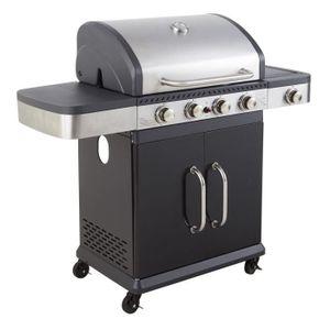 BARBECUE COOK'IN GARDEN Barbecue à gaz américain Fidgi 4B -