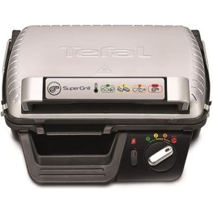 GRILL ÉLECTRIQUE TEFAL GC 450 B 32 - Grill - Puissance 2000 W - 2 p