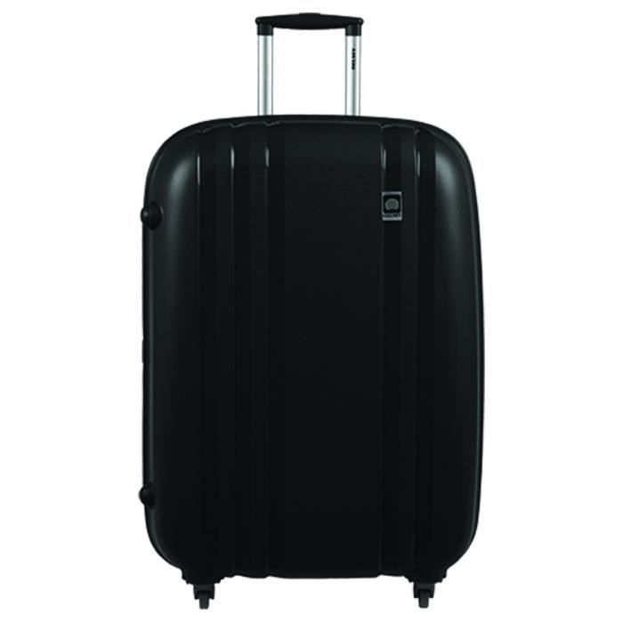 visa delsey valise trolley 4 roues 80 cm pp noir achat vente valise bagage 3219110307153. Black Bedroom Furniture Sets. Home Design Ideas