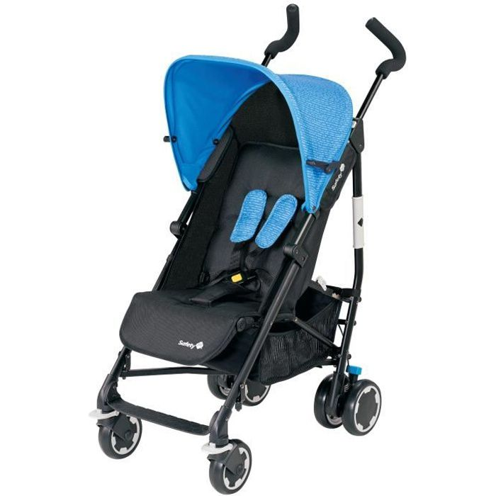 POUSSETTE  SAFETY 1ST Poussette Canne Compa'city - Pop Blue