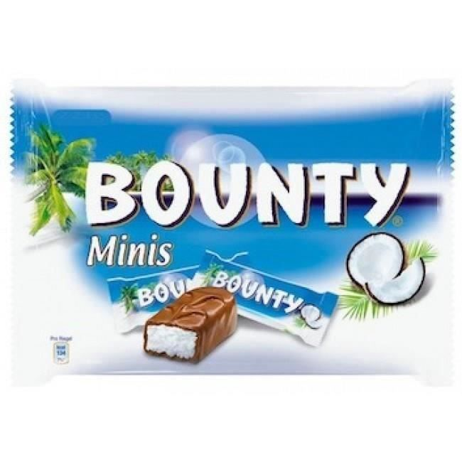 MARS WRIGLEY CONFECTIONERY FRANCE Barres Bounty Minis - 366 g