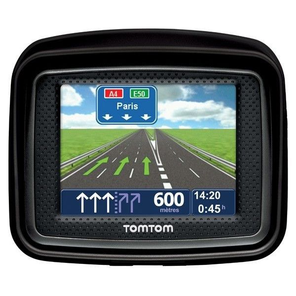 gps tomtom urban rider france achat vente gps auto. Black Bedroom Furniture Sets. Home Design Ideas