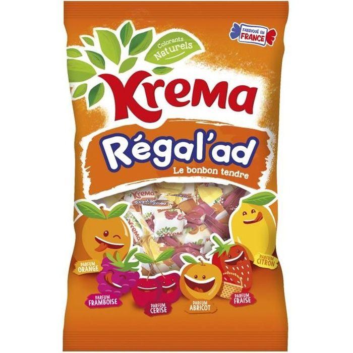KREMA Bonbons Régal'ad - 380 g