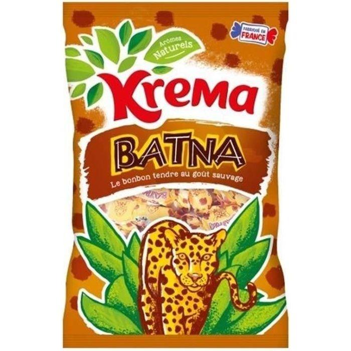 KREMA Bonbons tendres Batna, arômes naturels - 360 g