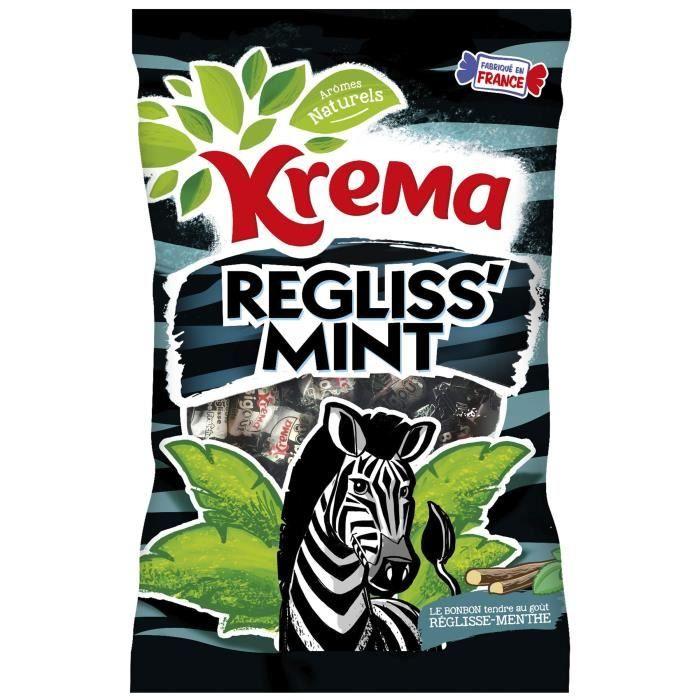 KREMA Bonbons Regliss Mint - 280 g