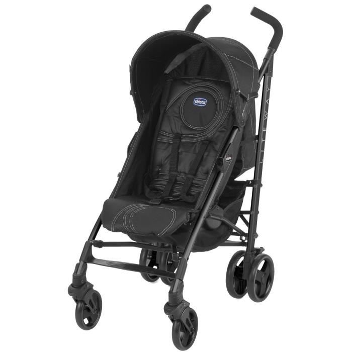 CHICCO Poussette Canne Lite Way Ombra Ombra - Achat / Vente