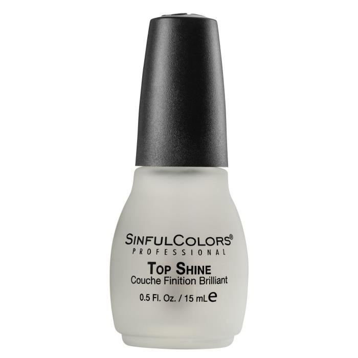 SINFUL Vernis à ongles N°903 - Top shine