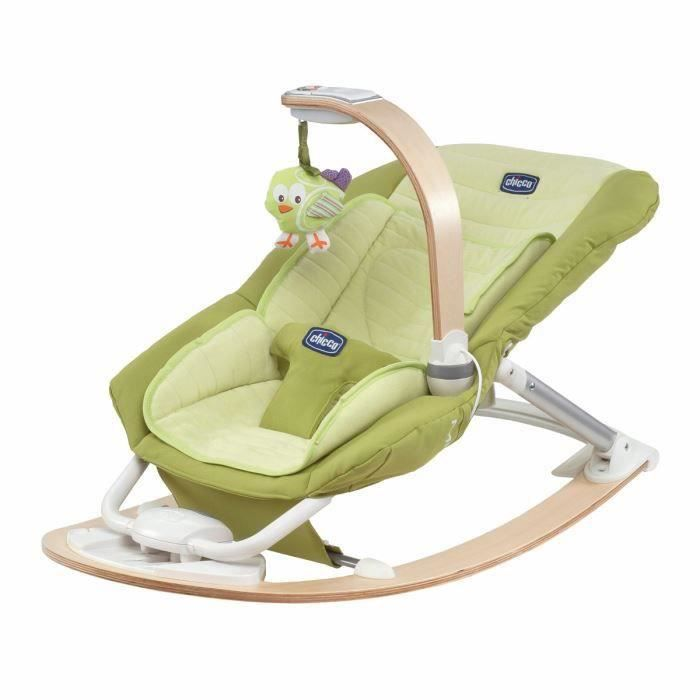 chicco transat i feel lime lime achat vente transat balancelle 8003670876465 cdiscount