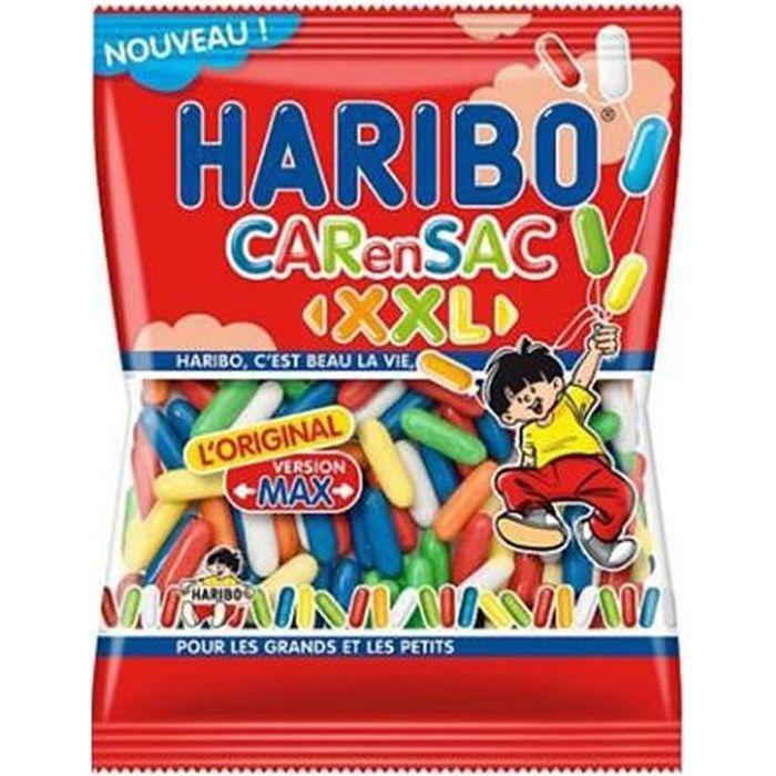 HARIBO Bonbons Carensac XXL - 250 g