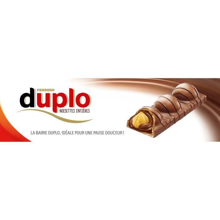 Chocolat noisette 5 x 26 g Duplo
