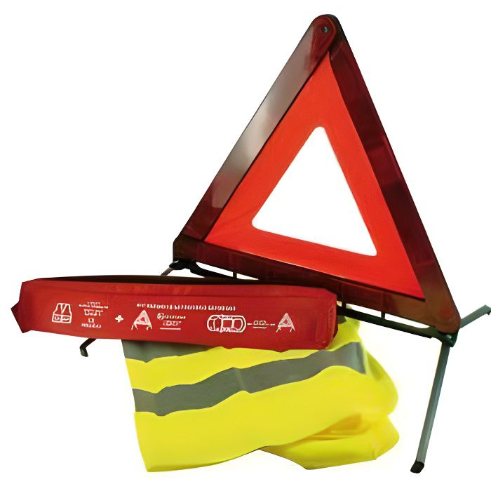 Altium 954400 Kit Triangle Gilet Homologue