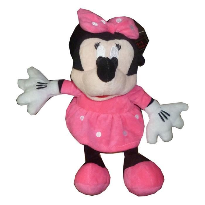 Disney - Peluche Minnie - 20 cm