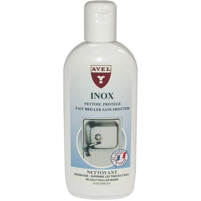 Nettoyant pour inox - 250 mL