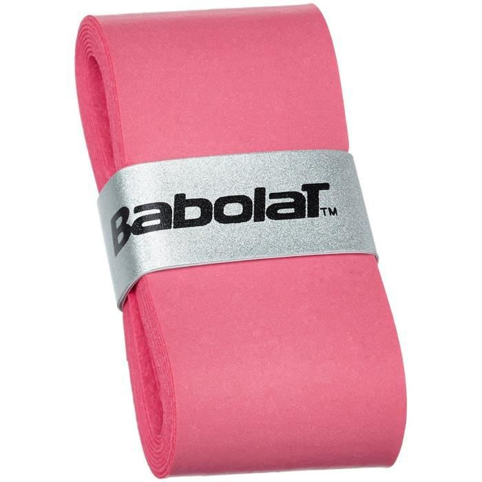 Babolat Uni VS Grip Original 3 Over Grip, Rose, Taille Unique