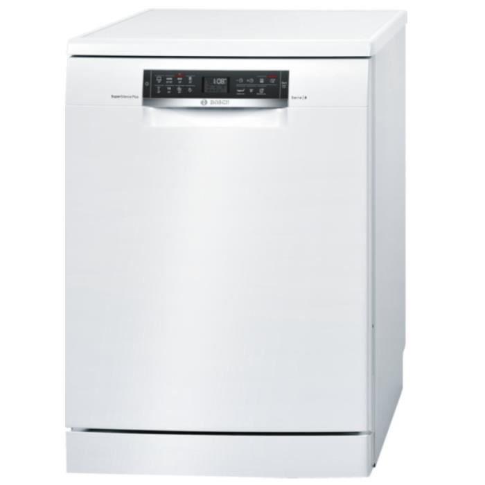 Bosch - lave-vaisselle 60cm 14 couverts a+ blanc - sms68tw00e