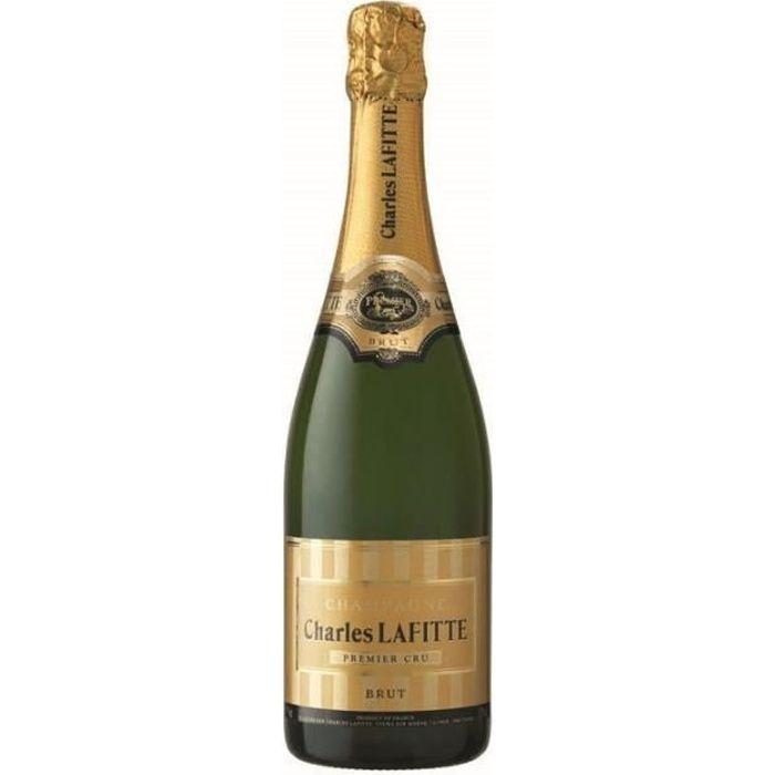 Champagne Charles Lafitte Premier Cru Brut - 75 cl