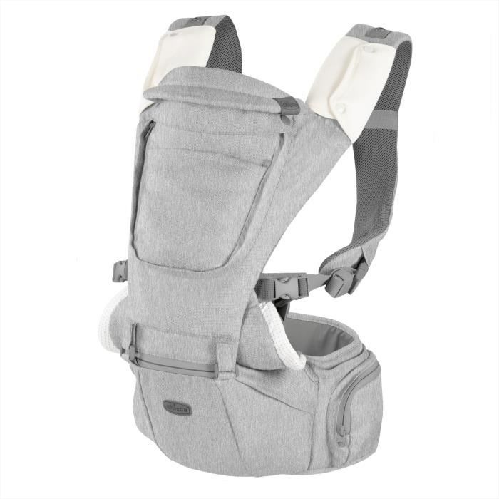 CHICCO Porte-bébé Hip Seat Titanium