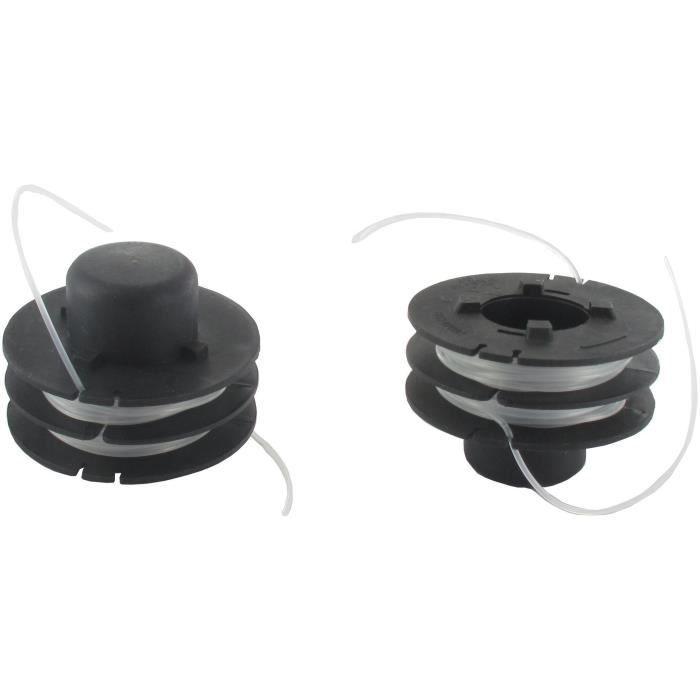 Bobineau fil nylon pour coupe bordure PRW254A