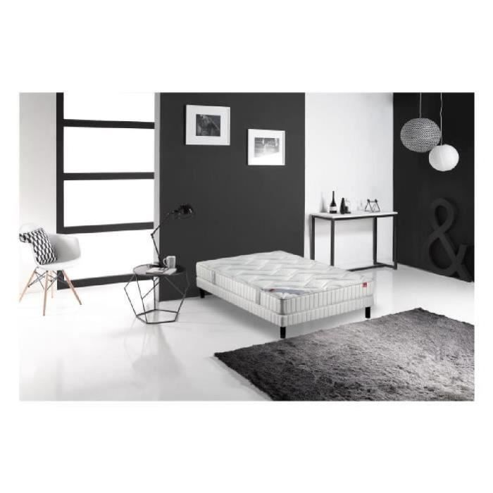 ensemble sommier et matelas epeda. Black Bedroom Furniture Sets. Home Design Ideas