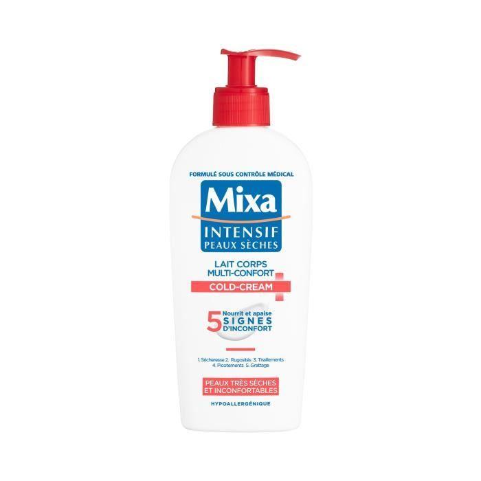Mixa Soin lèvres Anti-dessèchement lot de 2