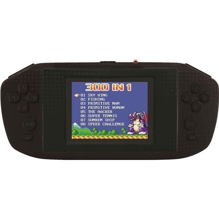 Console portable Power Arcade Center LEXIBOOK - 300 jeux