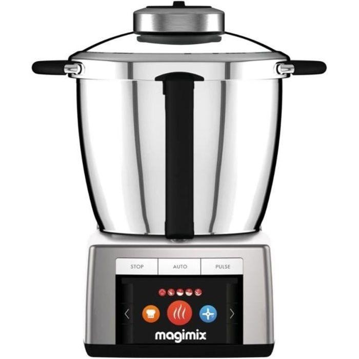 MAGIMIX® Robot Cuiseur Cook Expert - Chrome mat