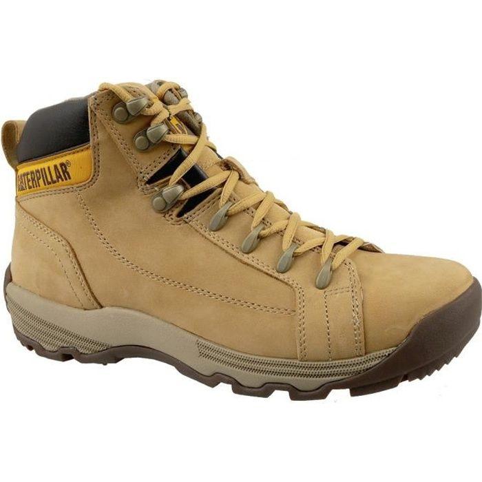 Caterpillar Supersuede P719132 Homme Chaussures de randonnée Marron