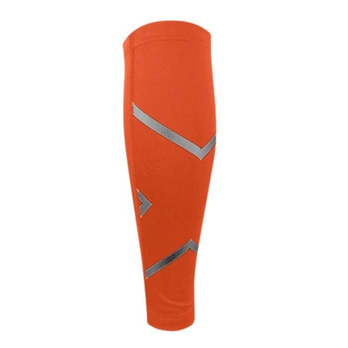 Chaussettes confort Manchon de compression pour mollet Support de performance pour les jambes Attelle de tibia et soulagement de la