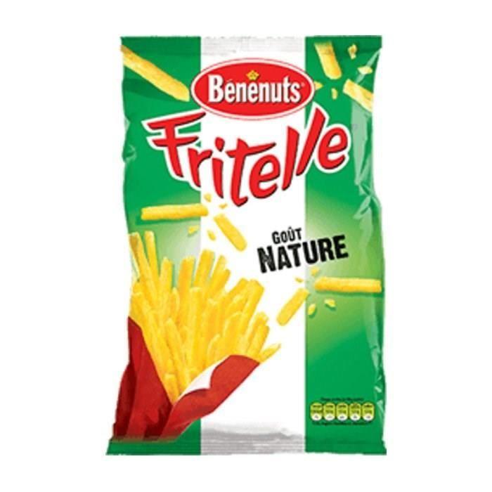 BENENUTS Fritelle Goût Nature 150g
