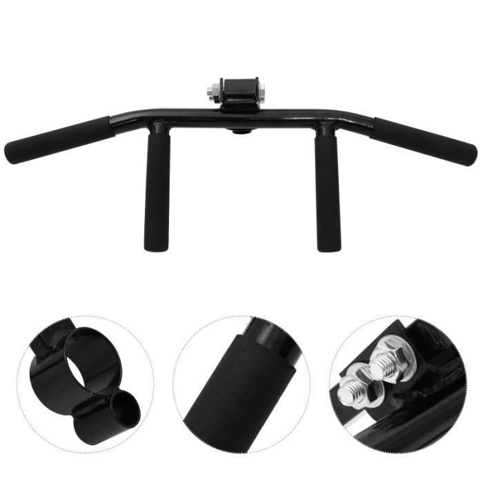 1 PC Pratique Portable Fitness Barbell Content Pour Adultes Hommes Femmes barre - haltere - poids fitness - musculation
