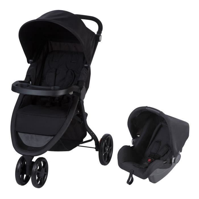 SAFETY 1ST Poussette Urban Trek 2 in 1 Black Chic