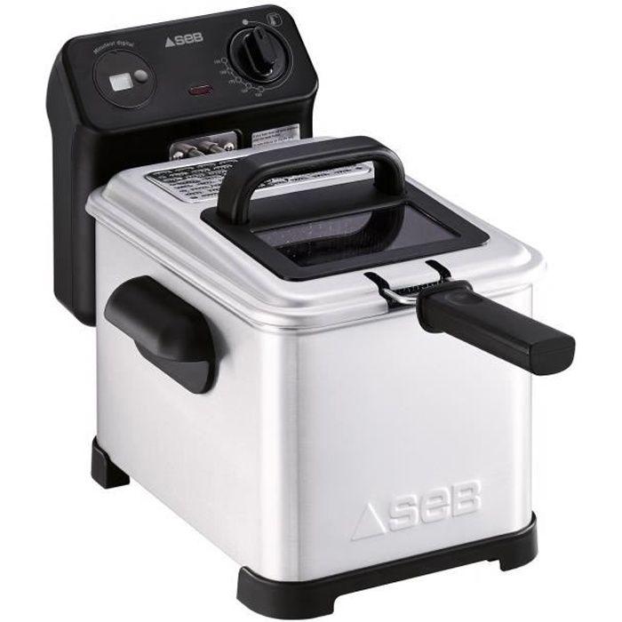 SEB FR501000 Family Pro 3L Friteuse semi-professionnelle