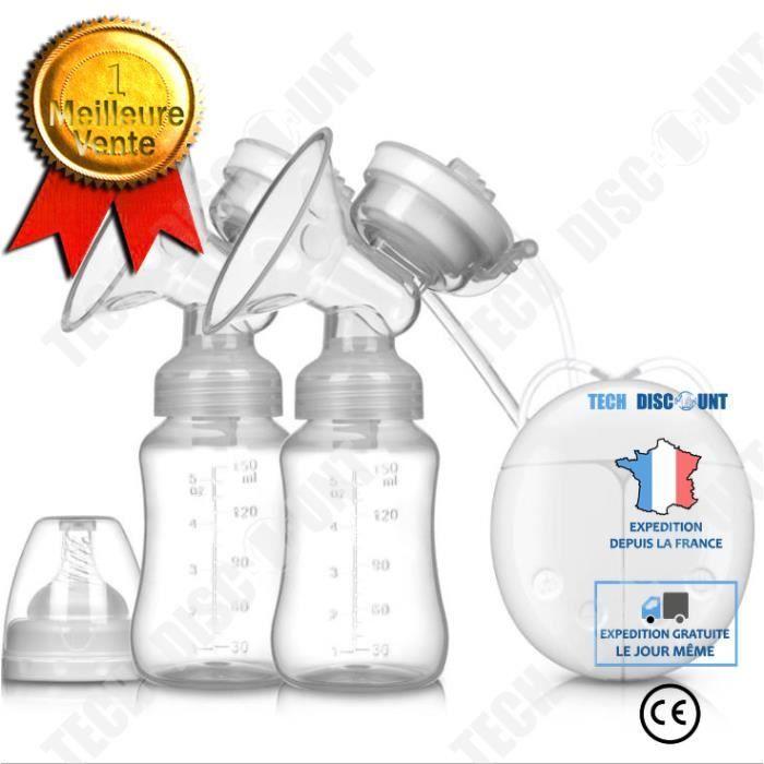 TD® Produits de la mère et bébé intelligent pompe à lait électrique bilatérale dispositif Traire postpartum dispositif de lactation