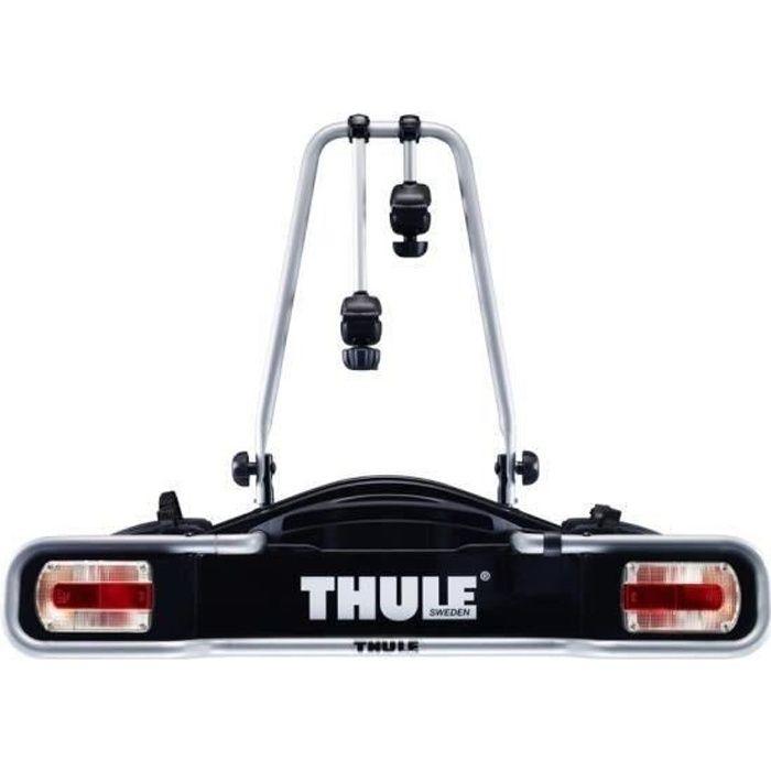 Thule EuroRide 2 7-pin Porte-vélos fonctionnel répondant à tous vos besoins de base (pour 2 vélos)