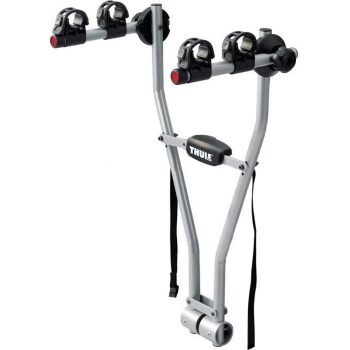 Thule Xpress 2 Porte-vélos de base, rapide et facile à utiliser (pour 2 vélos)