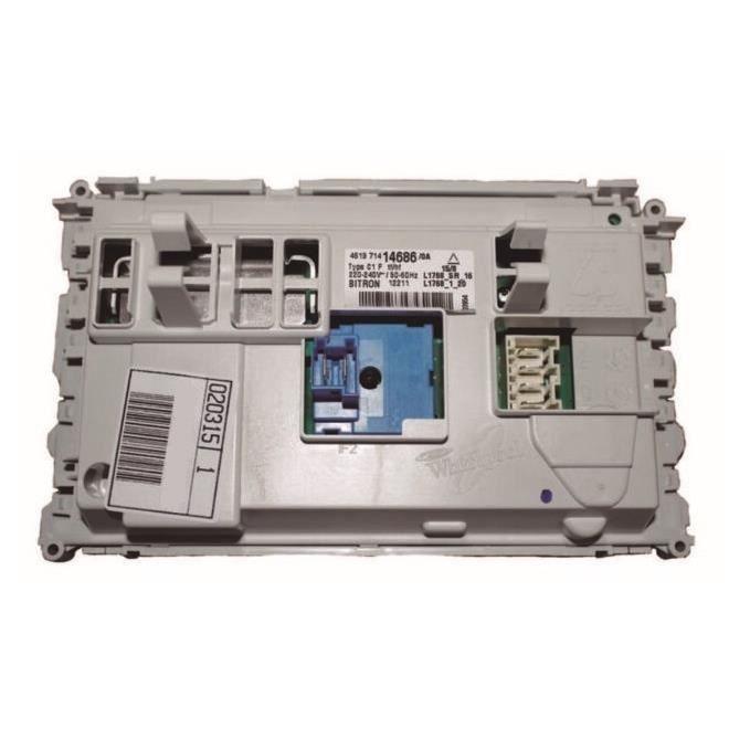 Whirlpool 481221470658 Plaque électronique pour lave-linge