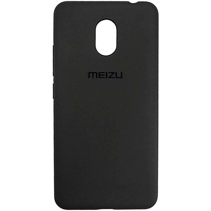 MEIZU Pack Coque et protège écran pour Meizu M5C