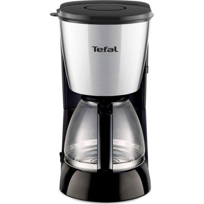TEFAL FG441800 Cafetière à filtre Noir / Inox