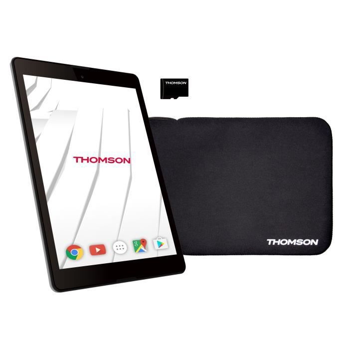 THOMSON Tablette Tactile - TEO9XSC16 - Ecran 9.7\
