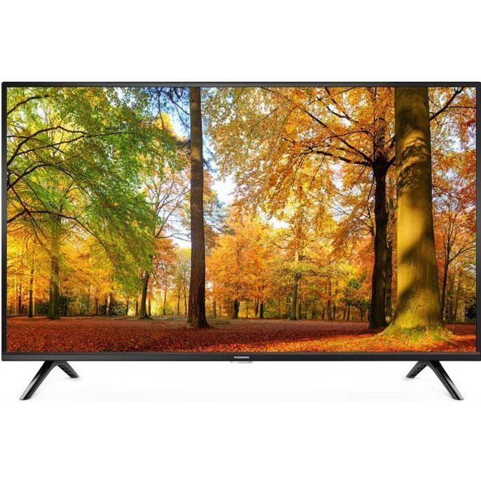 THOMSON 32HD3301 TV LED HD - 32- (81cm) - 2 * HDMI - Classe énergétique A+