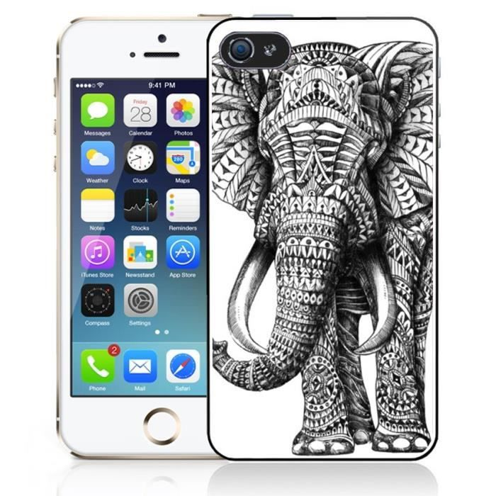 coque iphone 6 elephant