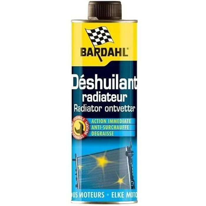 deshuilant radiateur bardahl 500ml achat vente additif deshuilant radiateur 500ml cdiscount. Black Bedroom Furniture Sets. Home Design Ideas