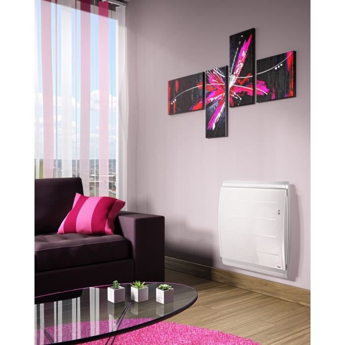 sauter radiateur horizontal bolero autoadapt 1000w achat. Black Bedroom Furniture Sets. Home Design Ideas